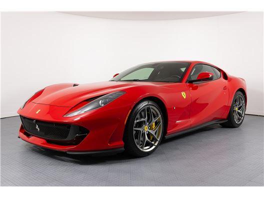 2018 Ferrari 812 Superfast for sale in Beverly Hills, California 90212