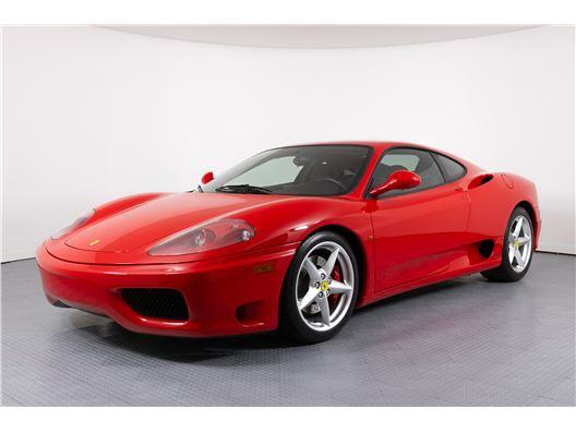2003 Ferrari 360 Modena for sale in Beverly Hills, California 90212