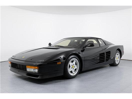 1990 Ferrari Testarossa for sale in Beverly Hills, California 90212