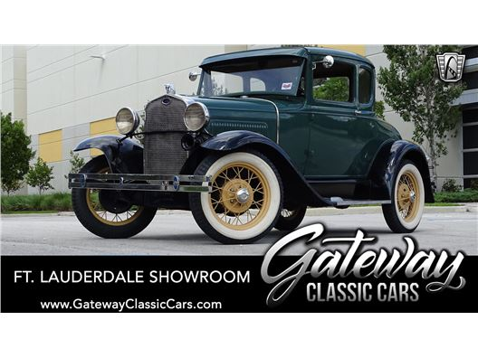 1931 Ford Model A for sale in Coral Springs, Florida 33065
