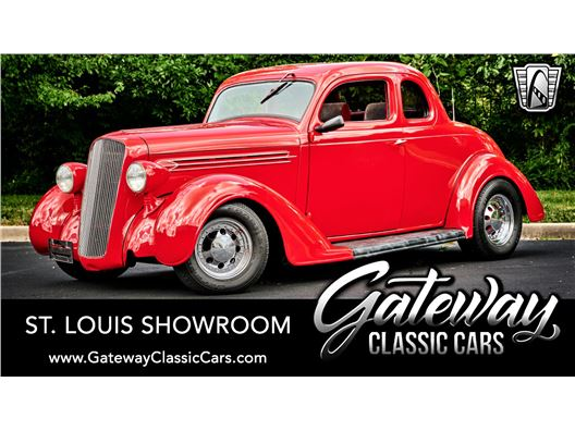 1936 Plymouth Business Coupe for sale in OFallon, Illinois 62269