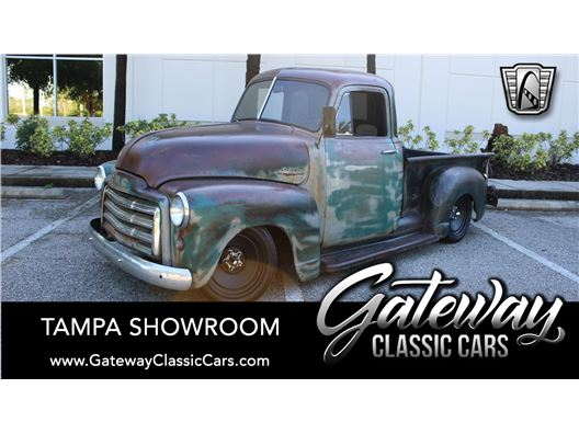 1953 GMC Pickup for sale in Ruskin, Florida 33570