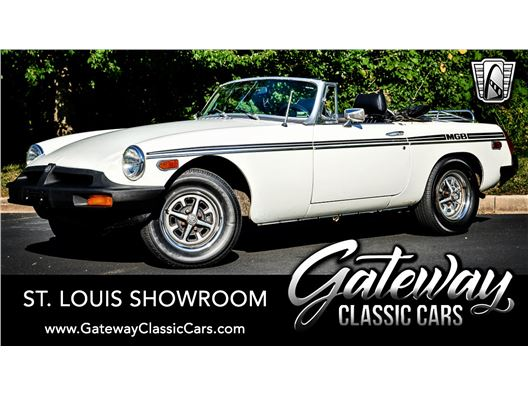 1979 MG MGB for sale in OFallon, Illinois 62269
