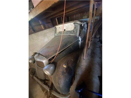 1949 Mercedes-Benz 170S for sale in Los Angeles, California 90063