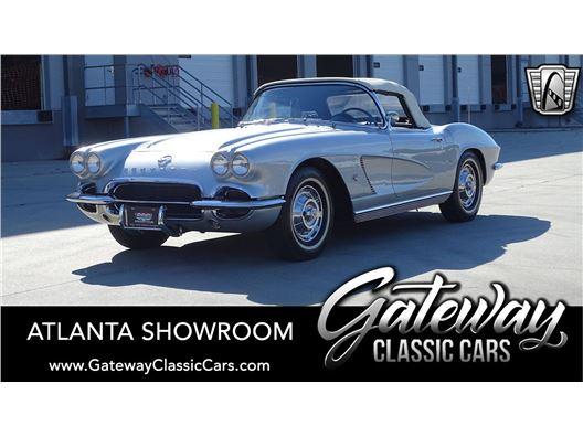 1962 Chevrolet Corvette for sale in Alpharetta, Georgia 30005