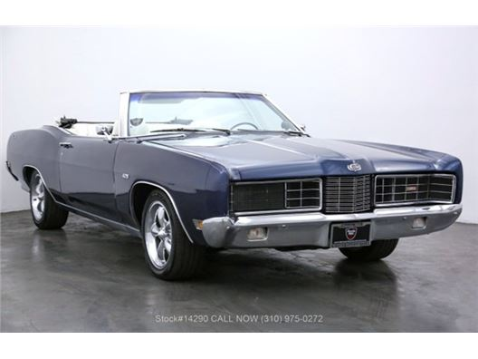 1969 Ford Galaxie XL 2-Door for sale in Los Angeles, California 90063