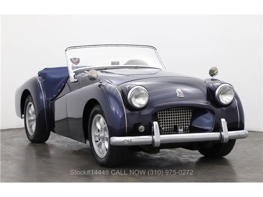 1955 Triumph TR2 Small Mouth for sale in Los Angeles, California 90063