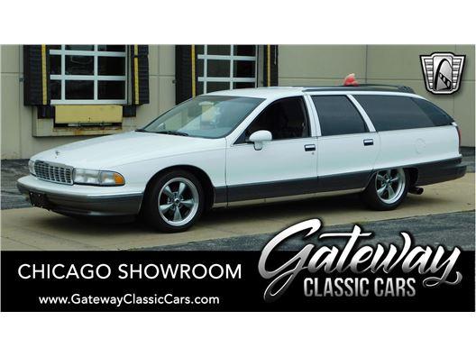 1994 Chevrolet Caprice for sale in Crete, Illinois 60417