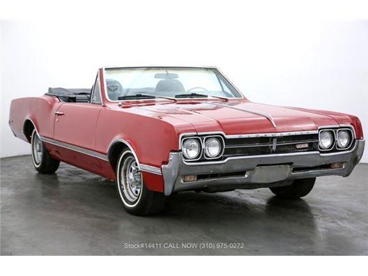 1966 Oldsmobile 442 for sale in Los Angeles, California 90063