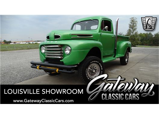 1949 Ford F2 for sale in Memphis, Indiana 47143
