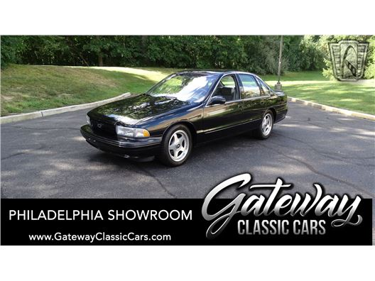 1996 Chevrolet Impala for sale in West Deptford, New Jersey 8066