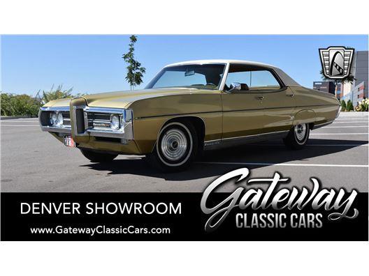 1969 Pontiac Bonneville for sale in Englewood, Colorado 80112