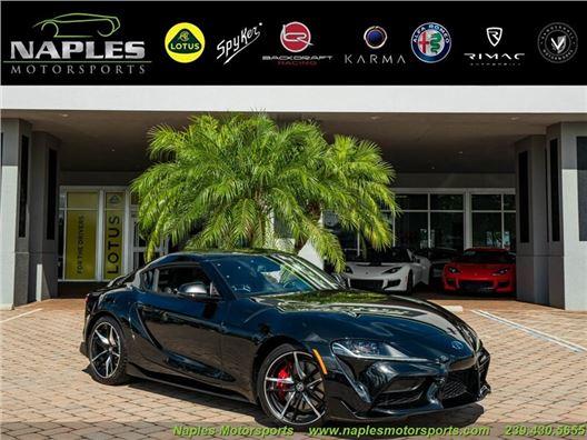 2021 Toyota GR Supra 3.0 Premium for sale in Naples, Florida 34104