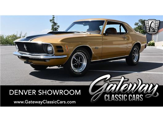 1970 Ford Mustang for sale in Englewood, Colorado 80112