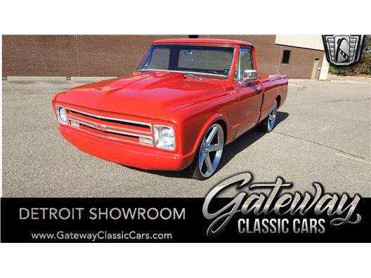 1969 GMC C10 for sale in Dearborn, Michigan 48120