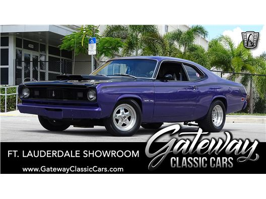 1974 Plymouth Duster for sale in Coral Springs, Florida 33065