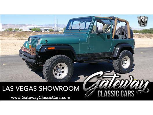 1993 Jeep Wrangler for sale in Las Vegas, Nevada 89118
