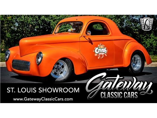 1941 Willys Coupe for sale in OFallon, Illinois 62269