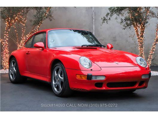 1998 Porsche 993 Carrera S for sale in Los Angeles, California 90063