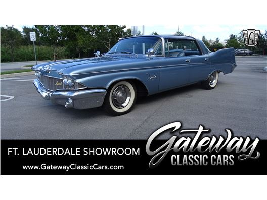 1960 Chrysler Imperial for sale in Coral Springs, Florida 33065