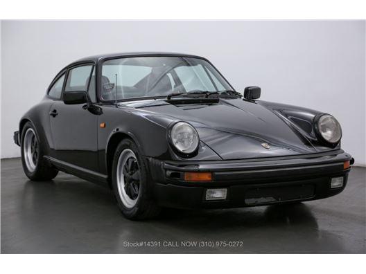 1983 Porsche 911SC Sunroof Delete for sale in Los Angeles, California 90063