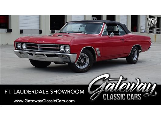 1967 Buick GS for sale in Coral Springs, Florida 33065