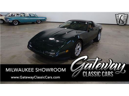 1995 Chevrolet Corvette for sale in Kenosha, Wisconsin 53144