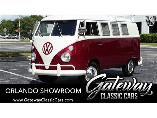 1967 Volkswagen Transporter for sale in Lake Mary, Florida 32746