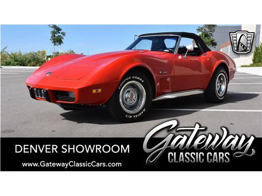 1975 Chevrolet Corvette for sale in Englewood, Colorado 80112