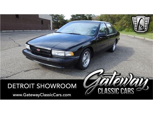 1995 Chevrolet Caprice for sale in Dearborn, Michigan 48120
