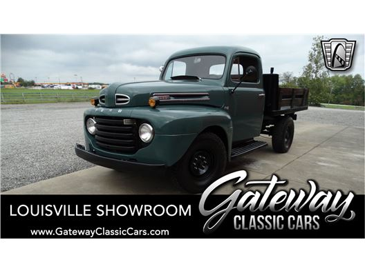 1950 Ford F3 for sale in Memphis, Indiana 47143