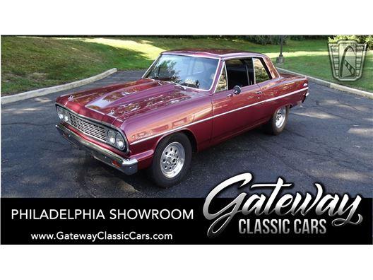 1964 Chevrolet Malibu for sale in West Deptford, New Jersey 8066