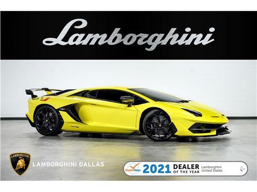 2019 Lamborghini Aventador SVJ for sale in Richardson, Texas 75080
