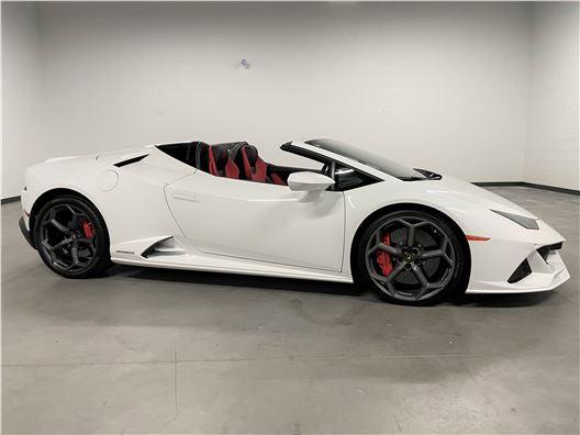 2020 Lamborghini Huracan EVO Spyder for sale on GoCars.org