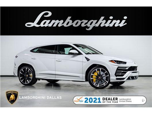 2021 Lamborghini Urus for sale in Richardson, Texas 75080