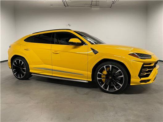 2020 Lamborghini Urus for sale in Richardson, Texas 75080