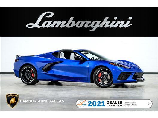 2021 Chevrolet Corvette Stingray for sale on GoCars.org