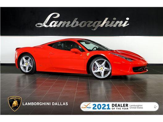 2014 Ferrari 458 Italia for sale on GoCars.org