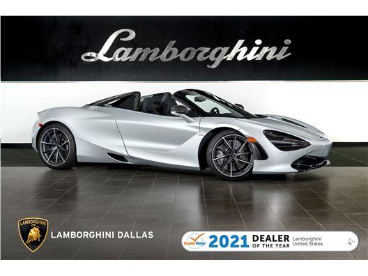 2020 McLaren 720S Performance for sale in Richardson, Texas 75080