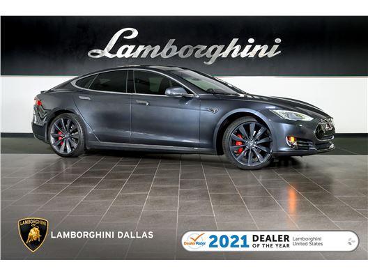 2015 Tesla Model S P90D for sale in Richardson, Texas 75080