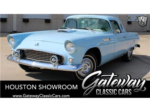 1955 Ford Thunderbird for sale in Houston, Texas 77090