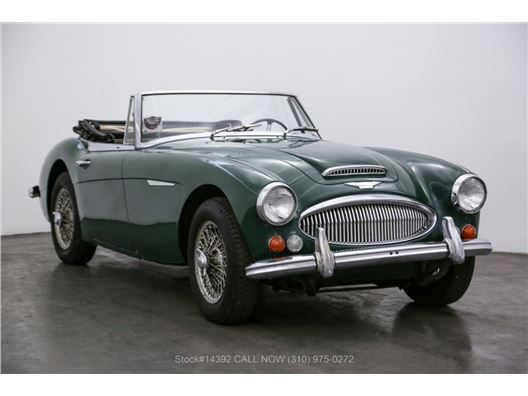 1967 Austin-Healey 3000 BJ8 for sale in Los Angeles, California 90063