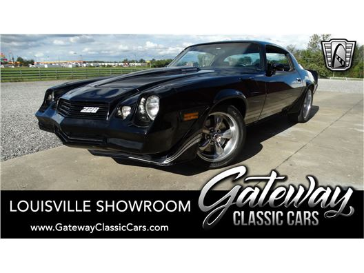 1981 Chevrolet Camaro for sale in Memphis, Indiana 47143