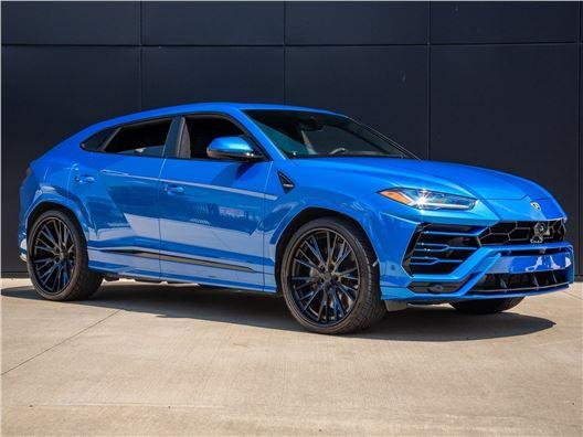 2021 Lamborghini Urus for sale in Houston, Texas 77090