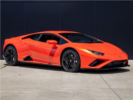 2021 Lamborghini Huracan EVO for sale in Houston, Texas 77090