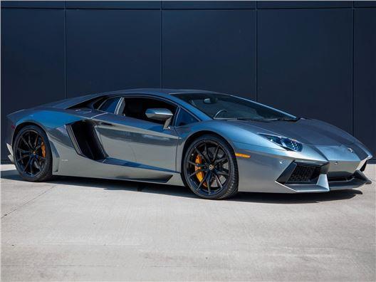 2012 Lamborghini Aventador for sale in Houston, Texas 77090