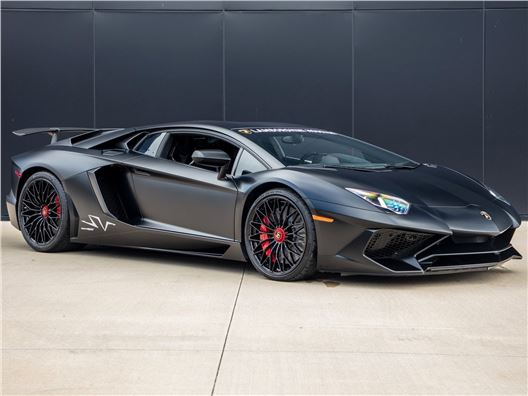 2016 Lamborghini Aventador for sale in Houston, Texas 77090