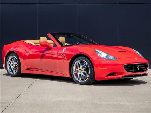 2011 Ferrari California for sale in Houston, Texas 77090