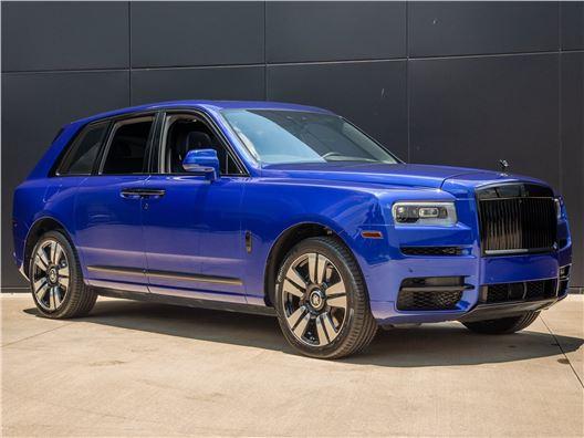 2019 Rolls-Royce Cullinan for sale in Houston, Texas 77090