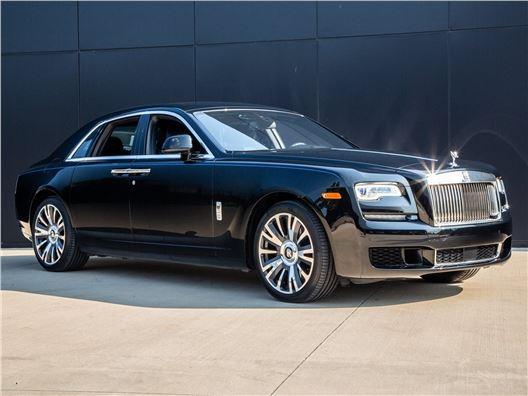 2019 Rolls-Royce Ghost for sale in Houston, Texas 77090